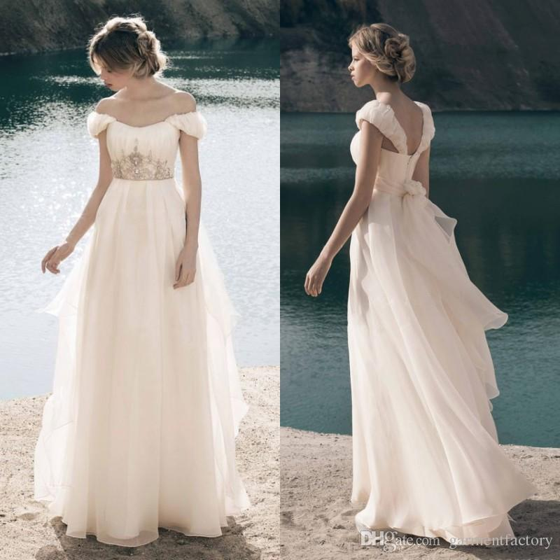 Discount Fairytale Princess Boho Wedding Dresses Convertible Off The ...