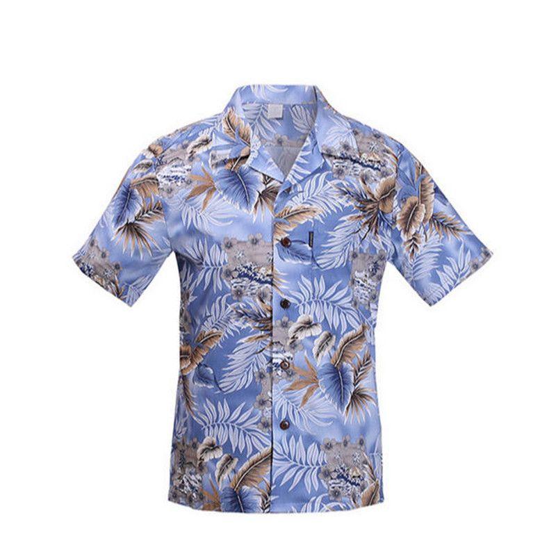 3b425361 2019 Wholesale Palmwave Hawaiian Shirt Men Standard US Size Leisure Holiday  Vacation The Beach Shirts Short Sleeve Printed Cotton Shirt A931 From  Vanilla04, ...