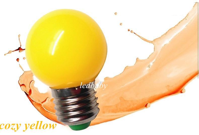 3W E27 E26 B22 LED boule effet DJ globe globe lumière ampoule bulle étape éclairage 85-265v