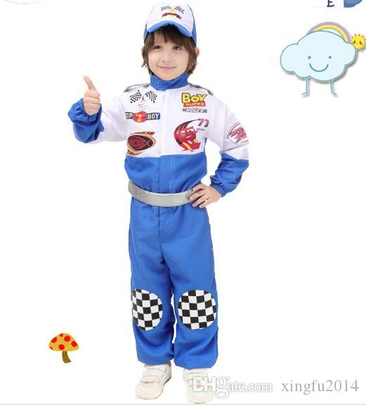 discount race car costume racing driver suits racing driver costume for children racing car driver halloween