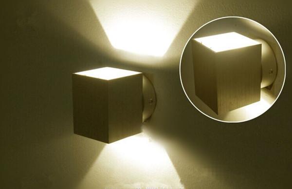 Lampade A Sospensione Allaperto : Acquista w ha condotto la lampada da parete esterna surface