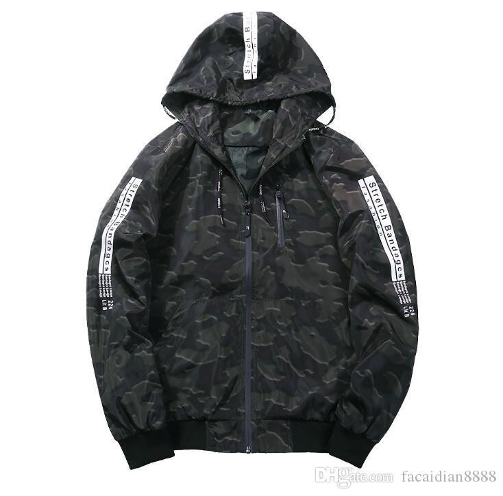 2018 Мода Hi-Street Мужская милитари MA1 Bomber yeezus Хип-хоп Куртка белая Мужская Slim Fit Varsity Бейсбол спортивная куртка