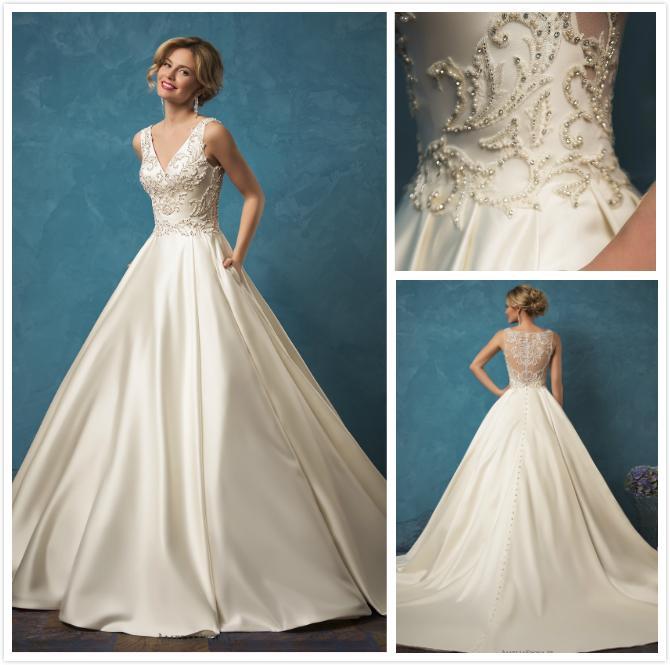 Cheap Chiffon Modest Wedding Dresses Discount Short Grey