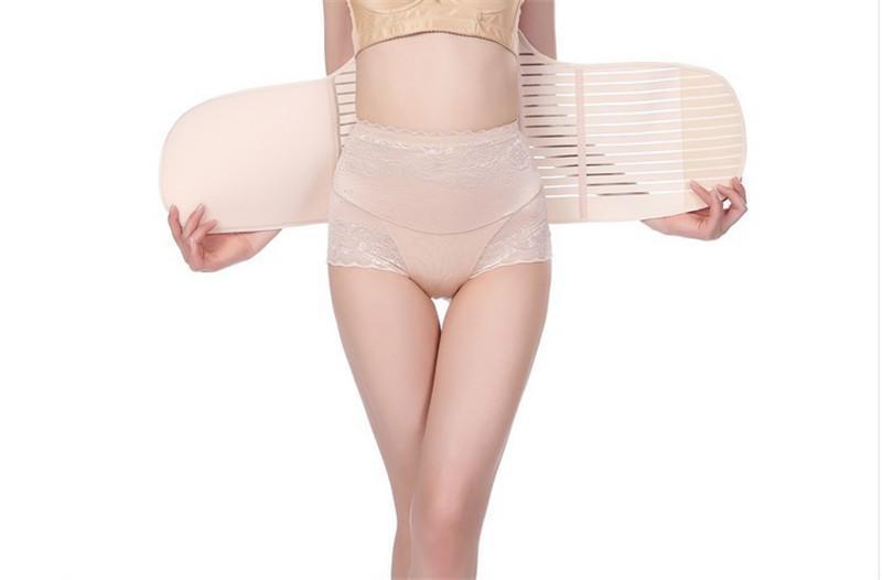Free Size Postpartum Support Recovery Belly Waist Belt Shaper Maternity Slimming Body Postpartum Belt Tummy Shaper