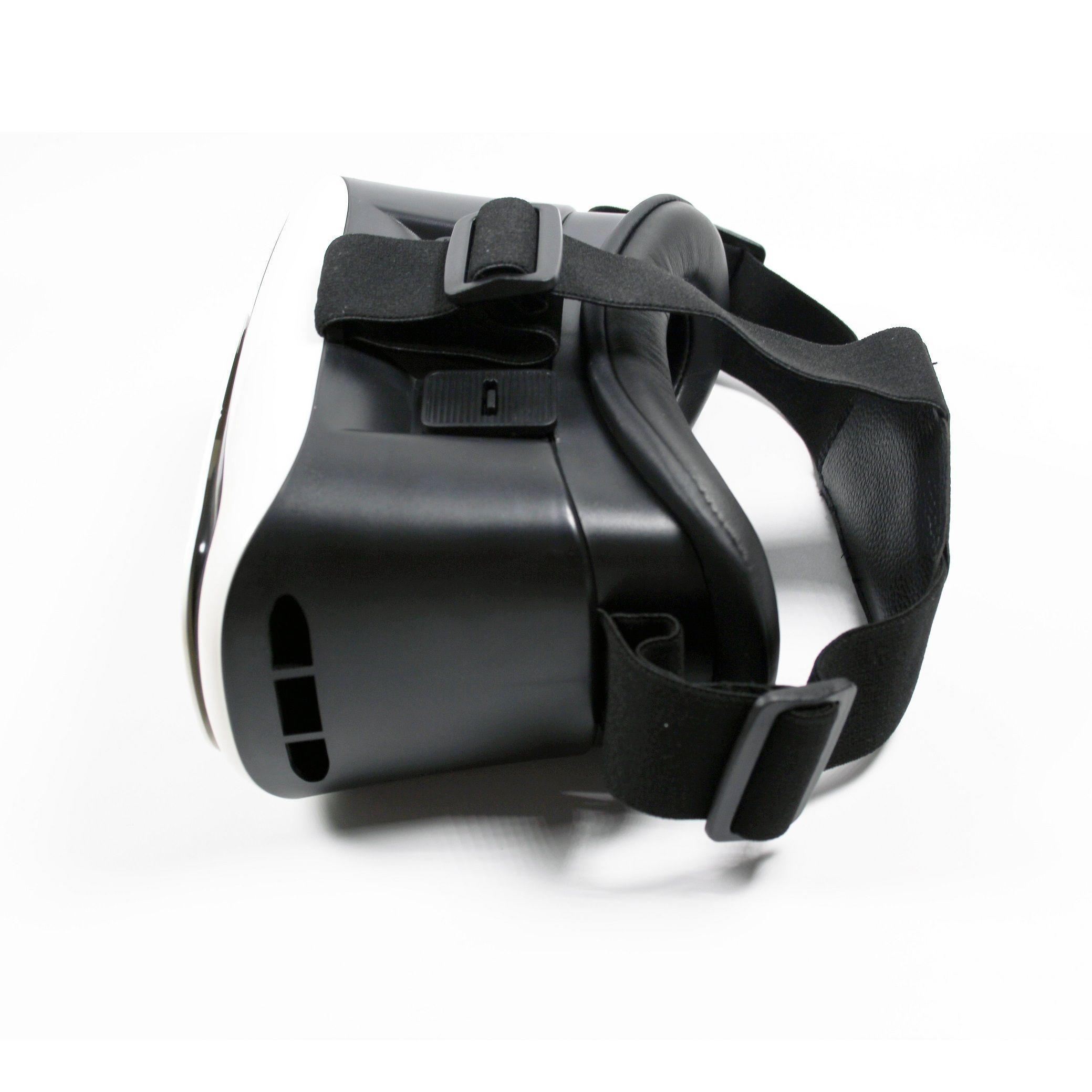Gafas 3D Langboss VR BOX 2.0 para IOSAndroid Smartphone Realidad virtual Gafas de video en 3D + Bluetooth Remote Gamepad