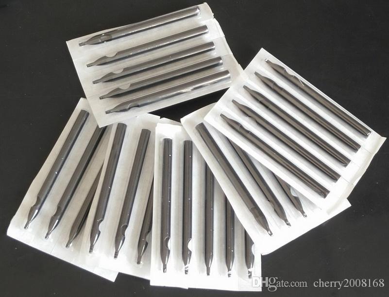 50 7R 처량 할 수있는 긴 까만 문신 관은 주사위 핵 도구를위한 108MM를 조언한다
