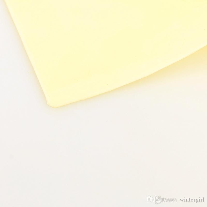 Vente chaude Silicone Apprentissage Tatouage Blanc Tatouage Faux Pratique Peau 20 x 30 cm pratique peau