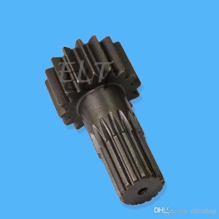 Final Drive Coupling + Spur Gear Kit TZ269B1015-00 TZ270B1006-00 TZ264B1107-00 for GM18 Travel Motor Fit PC100-120-6 Excavator