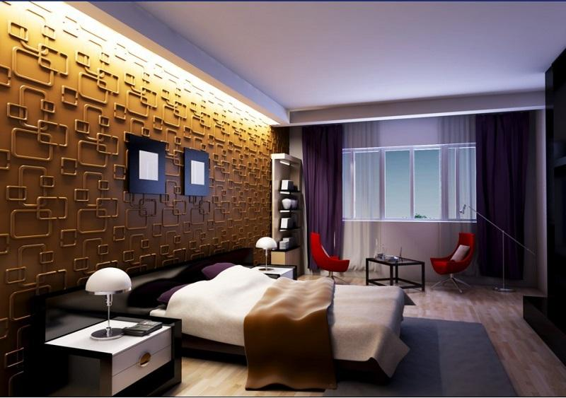 D Effect Wall Decor Panels D Board Wall Murals And Stickers Wall - 3d effect wall decals