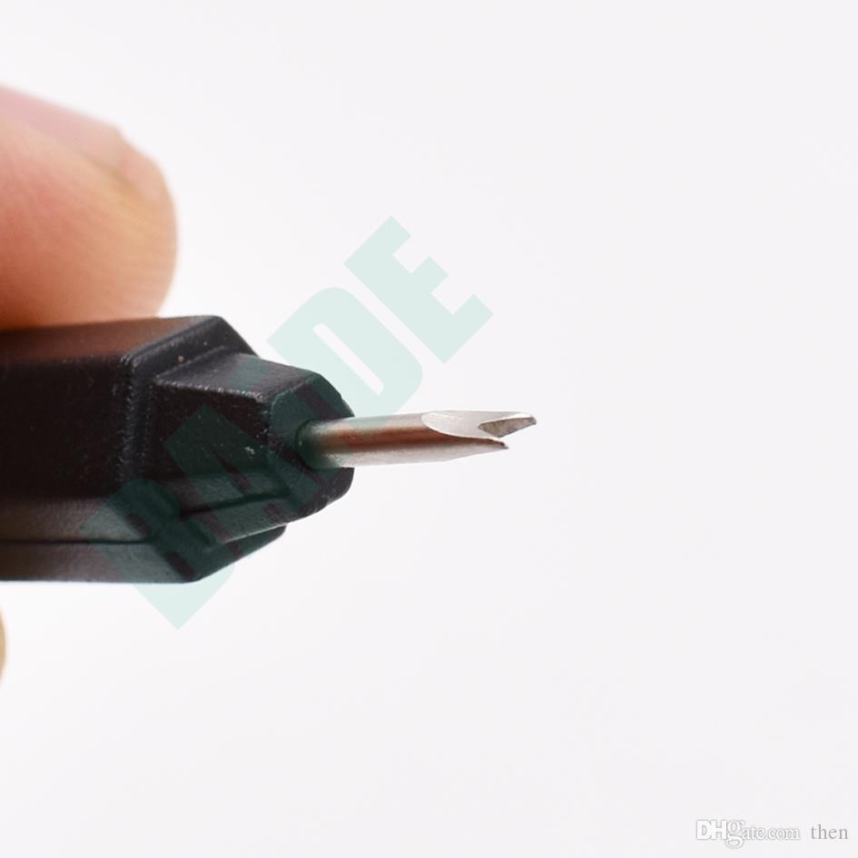 1.5 ملم الصلب مزدوجة ينتهي مشاهدة حزام الربيع شريط دبوس أداة إزالة أداة معدنية الربيع بار أداة إزالة دبوس في / جودة عالية