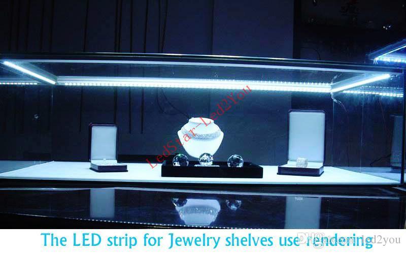 Full Kit 10M 15 20M Flexible RGB LED Streifen mit 2.4G Remote Touch Controller-5050SMD Weihnachts Stab-Licht warmes kühles weißes Band + Power
