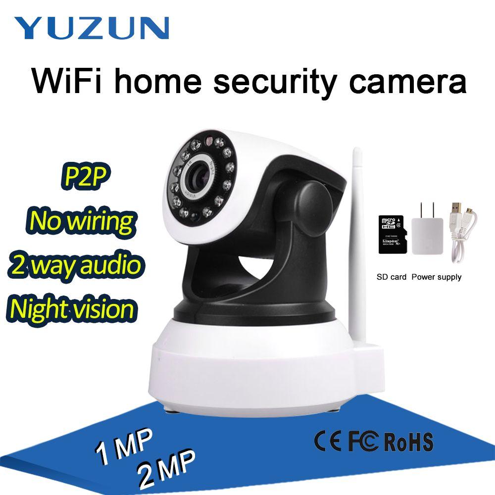 mini 1mp 2mp wifi ip robot ptz camera p2p low cost sd card wireless rh dhgate com