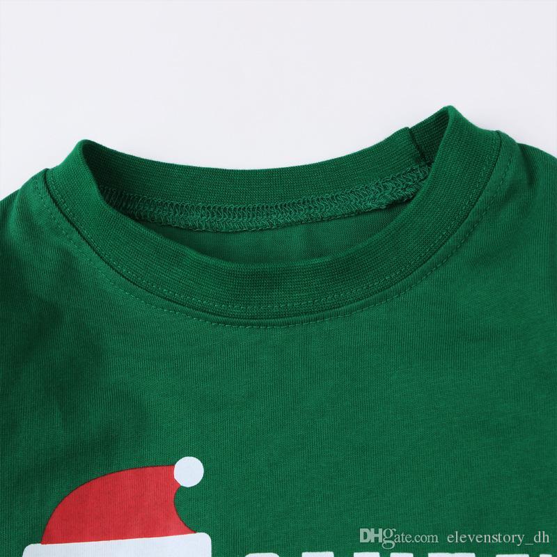 Da 2 a 7 anni Ragazzi e bambine autunnali Ragazzi natalizi con Babbo Natale, vestiti, caduta, 2AA802CS-04, [ElevenStory_DH]