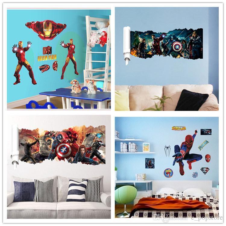 Avengers room decor ukraine