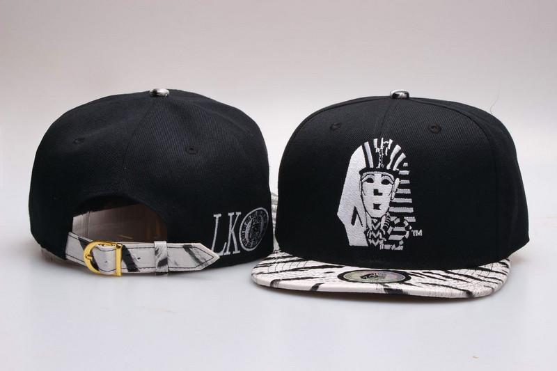 232794941 ... promo code last kings black leather brim snapback hats strapback top designer  mens high quality women