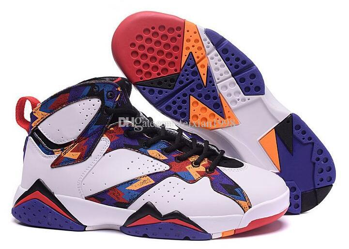 Cheap 7 7s Basketball Shoes For Mens Women Oregon Ducks Bordeaux Hare Raptor Purple Patent Topaz Mist Olympic Sports Trainers Shoe Sneakers