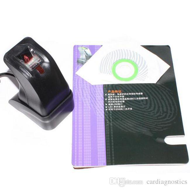 Отличный USB сканер отпечатков пальцев датчик захвата сканер отпечатков пальцев ZK4500+бесплатный SDK, с розничной коробке
