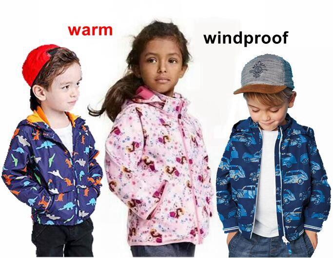 53cdf0295 Kids Clothes Winter Baby Hoodies Fashion Jackets Boys Girls Tops ...