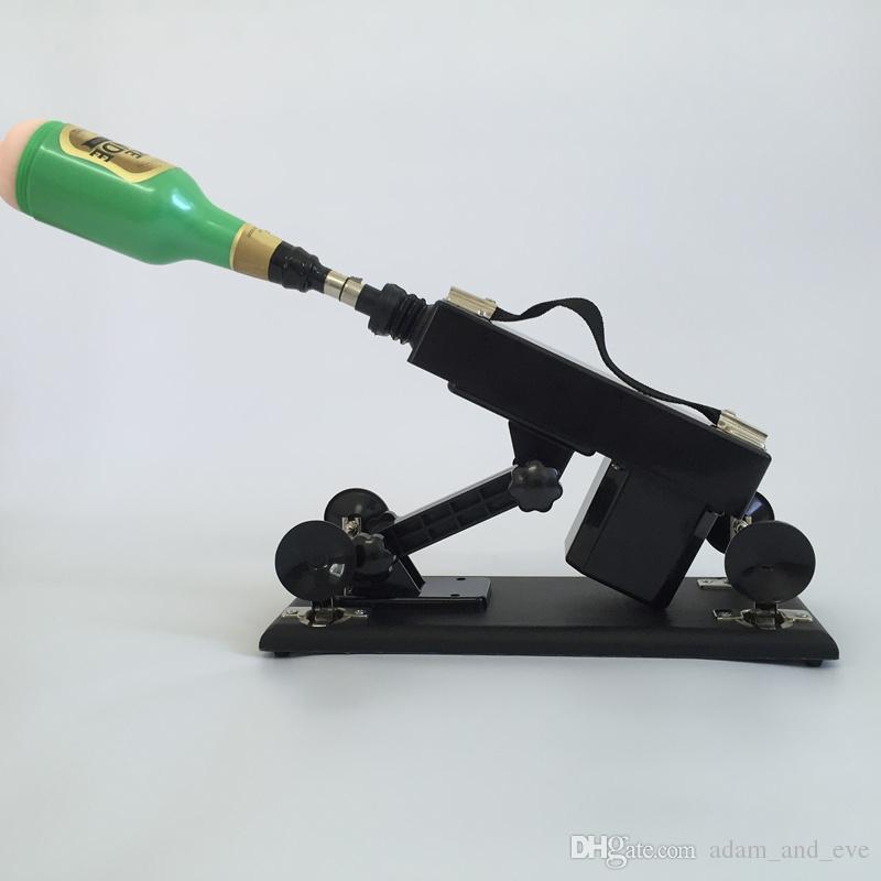 Máquina de Masturbação Masculina Máquina de Masturbação Automática com Acessórios de Vibrador Adulto Brinquedos Sexuais para Homens e Mulheres