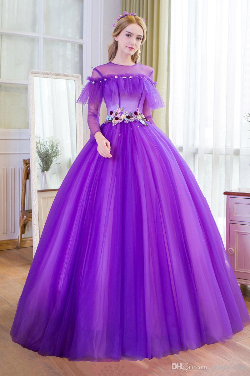 Bonito Vestidos De Dama De Boda Temática De País Embellecimiento ...