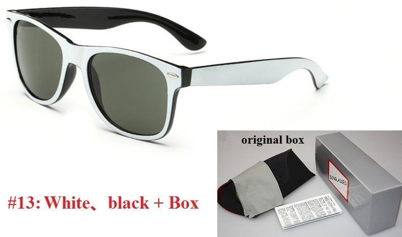 Diseñador de la marca Moda para hombres y mujeres Gafas de sol Protección UV400 Sport Vintage Gafas de sol Gafas retro Con estuche y estuches gratuitos