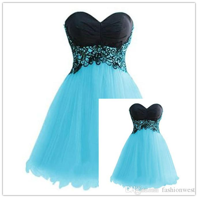 Homecoming Prom Dresses New Short Cocktail Party Bridesmaid Dresses Evening Gowns Sexy Elegant Strapless Hollow Lace Bandage Evening Dresses