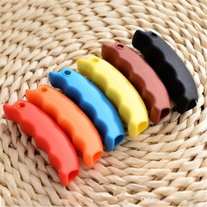 Saco de compras Cesta Portador De Supermercado Lidar Com Alça Confortável Popular Carry Cesta de Compras Confortável Aderência Multi Cor