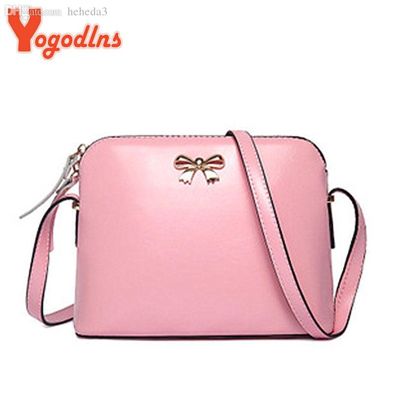 c92f5f308d Wholesale High Quality New Arrived Women Genuine Leather Bags Designer  Handbag Vintage Fashion Messenger Bag Leather Bags Side Bags Handbag Brands  From ...