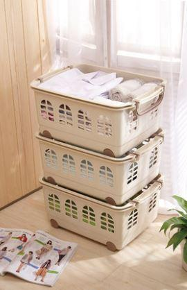 2018 Plastic Basket Toy Storage Basket Set Magazine Storage Basket Debris Storage Box Roller Storage Basket Can Be Stacked From Rain1114 $25.53 | Dhgate. & 2018 Plastic Basket Toy Storage Basket Set Magazine Storage Basket ...