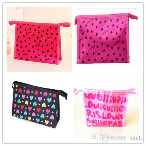 Multi styles Cosmetic Bags Women Travel Makeup Case Make Up Organizer Wash pouch