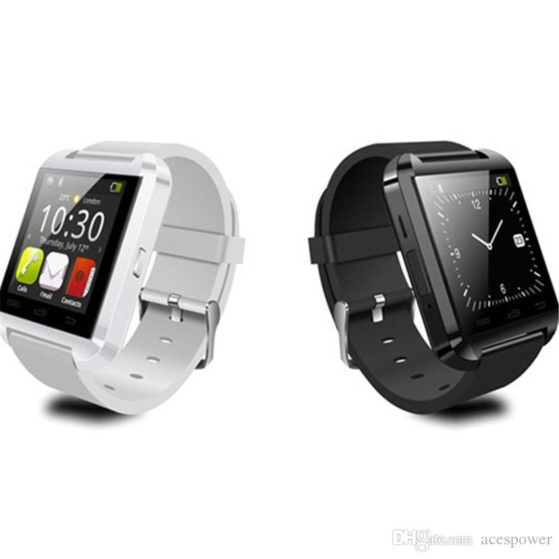 598b641ed13 Compre Relógio Inteligente U8 U Relógio Inteligente Relógios Para Ios Apple Smartwatch  Iphone Samsung Sony Huawei Android Telefones Boa De Acespower