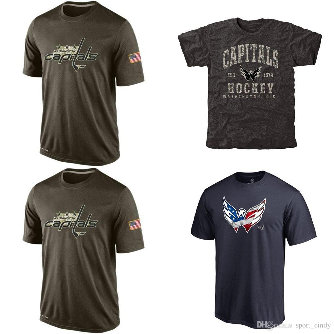 2018 Nhl Washington Capitals T Shirts 2016 Cheap Hockey Jerseys Tshirts  Salute To Service Black Camo Stack Tri Blend From Sport_cindy, $14.59 |  Dhgate.Com