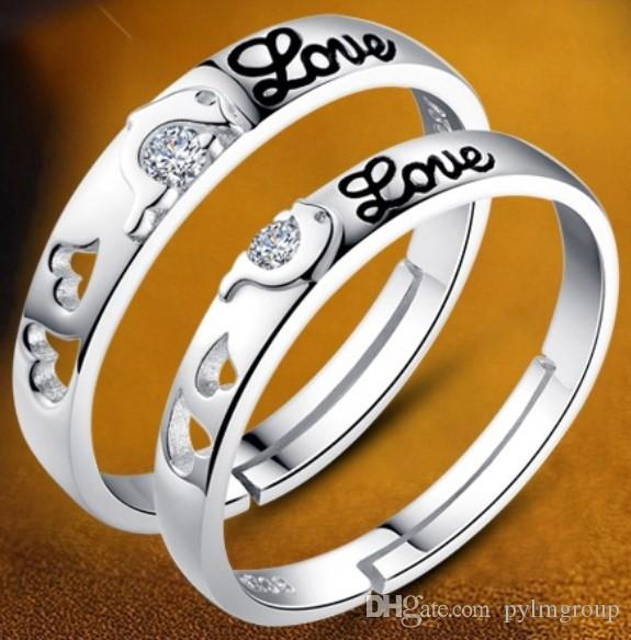 couple rings diamond S925 Pt wedding fashion engagement anniversary wholesale necklace torque Solitaire lady designer IT rock crystal women Paris EUR US