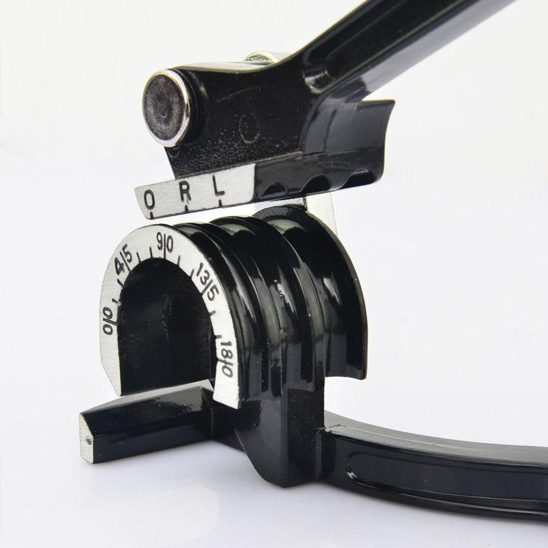 tube manuel cintreuse à air conditionné tube de cuivre tube en aluminium outil de pliage manuel machine à cintrer 6mm 8mm 10 mm tube à main cintreuse
