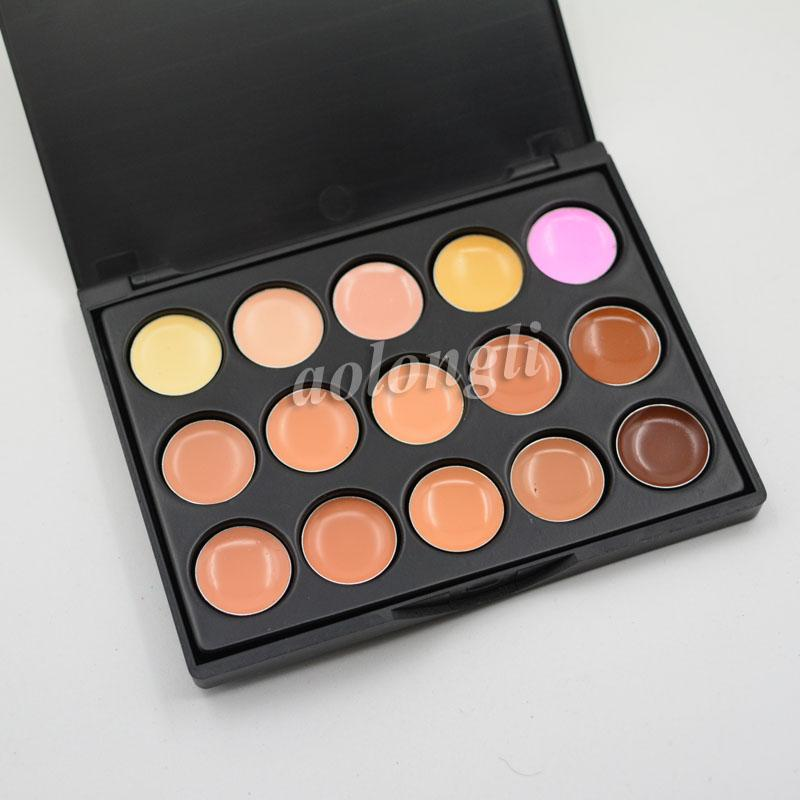Professional Concealer Foundation Contour Face Cream Makeup Palette Tool for Party Wedding Daily Ladies Makeup Contour Palette