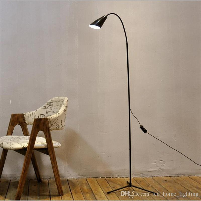 Best quality 2017 new modern led floor lamps for bedroom dimmer best quality 2017 new modern led floor lamps for bedroom dimmer button decors usb design decorative lighting fixtures at cheap price online floor lamps aloadofball Images
