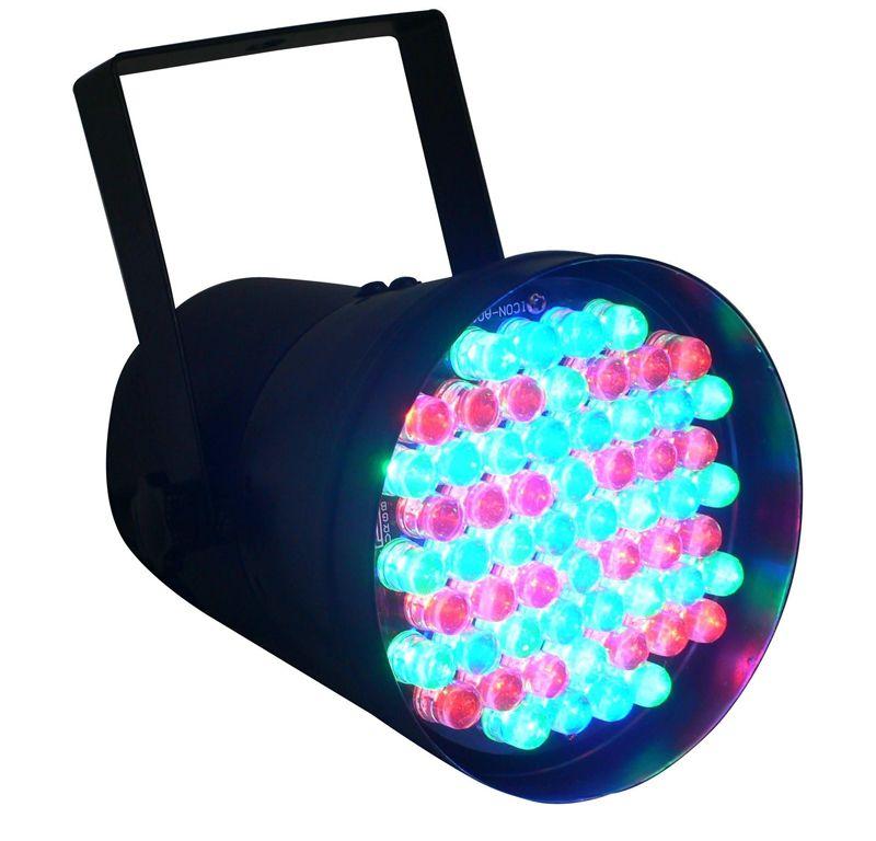 Envío gratis F10 RGB 10W Mini LED Par Par Light para Disco de iluminación de escenario, Dj, Club Light