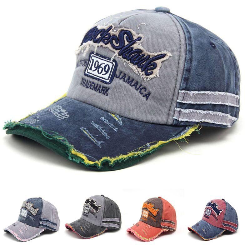 denim baseball cap fashion retro custom caps wholesale brandy melville