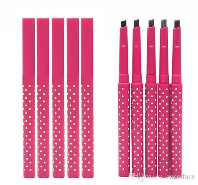 자연 방수 Longlasting 그림자 눈 썹 연필 키트 눈썹 펜 메이크업 라이너 파우더 셰이퍼 화장품 메이크업 도구 공장 가격