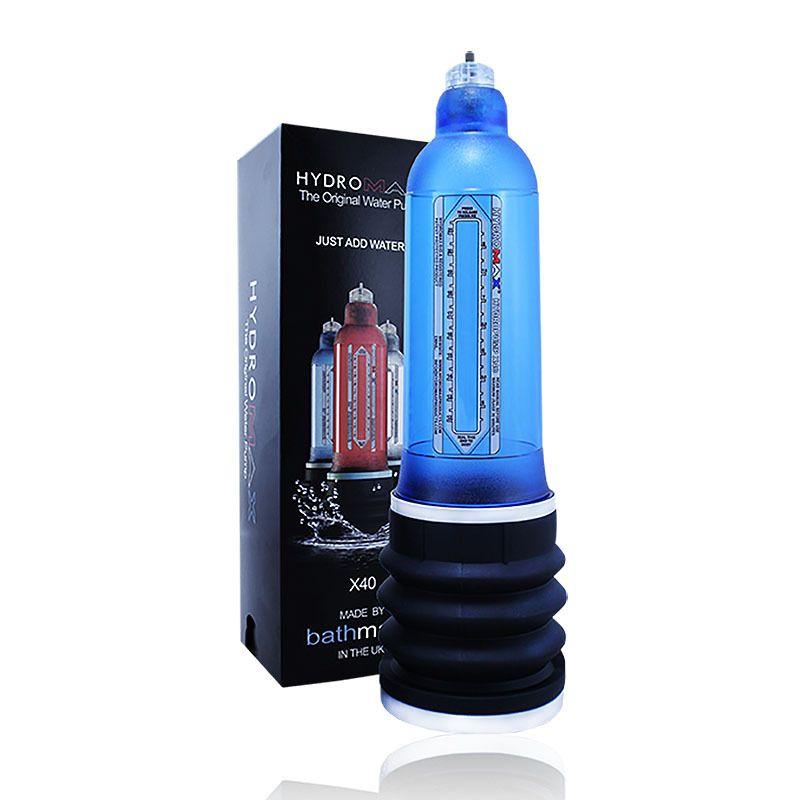 New Hydromax X40 Penis Pump Bathmate X40 With Long