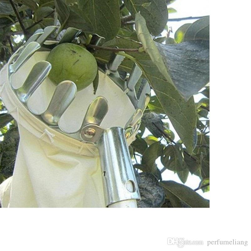 HOT!! Convenient Horticultural Fruit Picker Gardening Apple Peach Picking Tools Diameter 14 cm WA0875