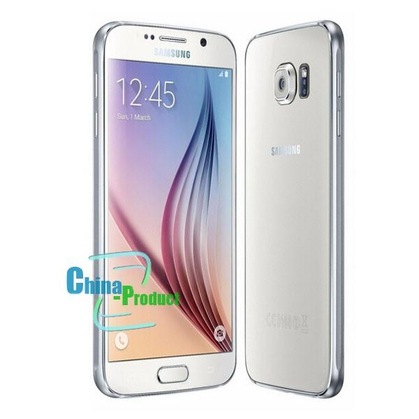 Refurbished Samsung Galaxy S6 SM-G920A/T Original Unlocked 3G&4G 16MP Camera Octa Core 5.1'' 32GB ROM 3GB RAM Mobile phone GPS WIFI