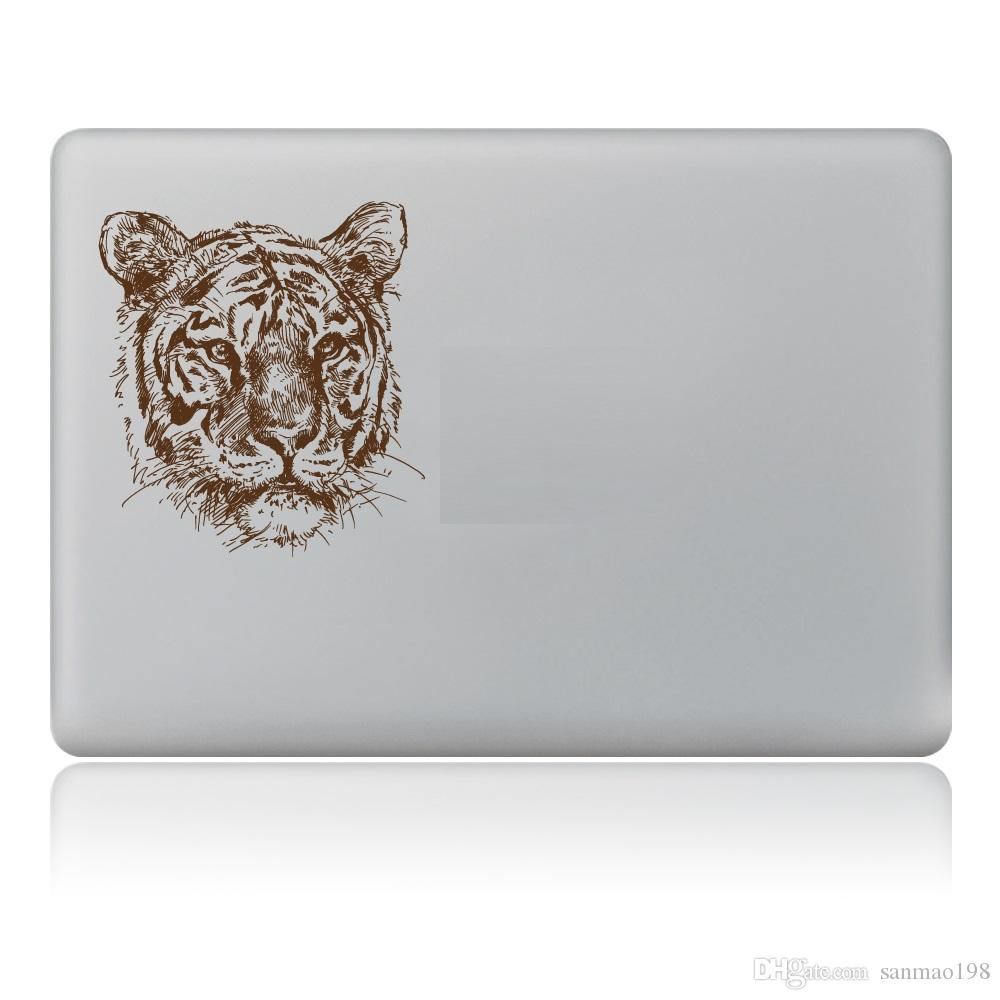 "2017 New hot Originality Animal-32 series Vinyl Decal Colour Sticker Skin for Apple MacBook Pro Air 11""13""15"" Laptop Skins Sticker."