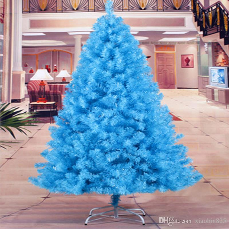 christmas new year factory outlets 18 m 180cm sky blue christmas family christmas tree decoration christmas gift christmas decorations shop online - Christmas Decorations Factory Outlet