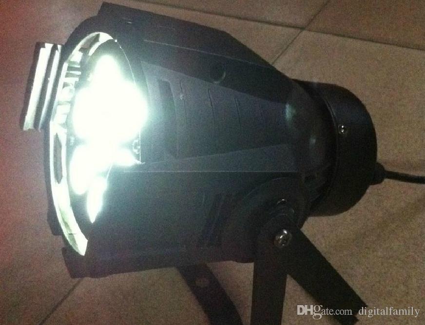 10*7W Led Par Light RGBM 70W LED Effect Light Stage Light DMX 512 Control 8CH Par Lights DMX 512 Disco DJ Party lamps