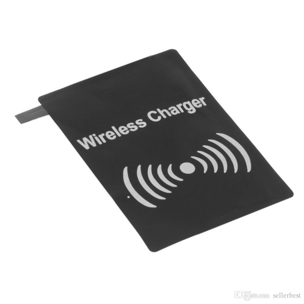 Qi беспроводное зарядное устройство приемник Qi беспроводной зарядки приемник для Galaxy S3 S4 S5 NOTE2 NOTE3 NOTE4 примечание 2 3 4 5 S
