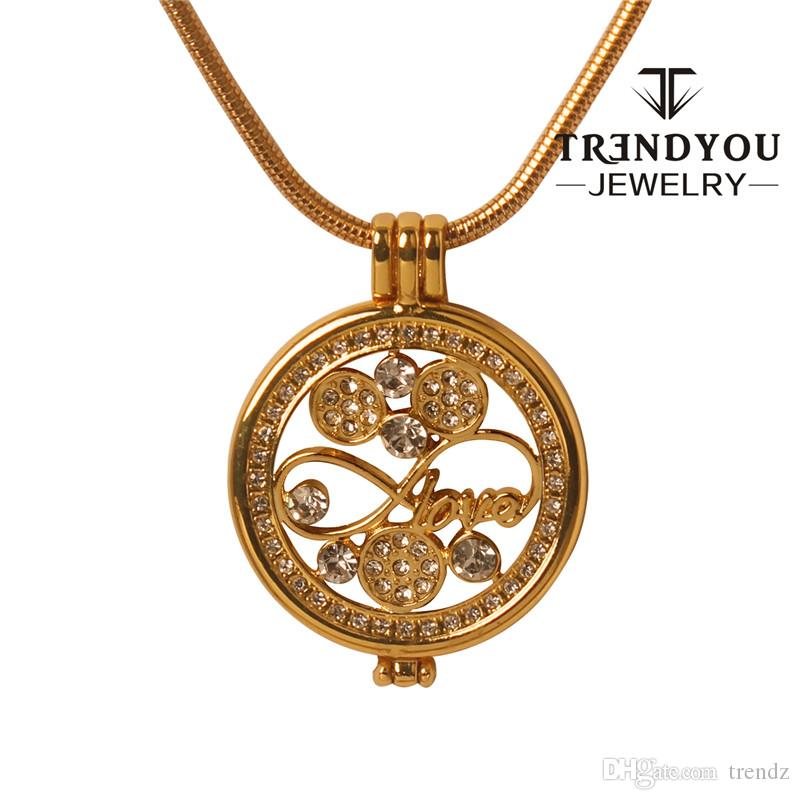 2018 trendyou jewelry interchangeable pendant necklace trendy 2018 trendyou jewelry interchangeable pendant necklace trendy accessorise wholesale bow charms for my coin diy fq16810 95969798 from trendz aloadofball Choice Image