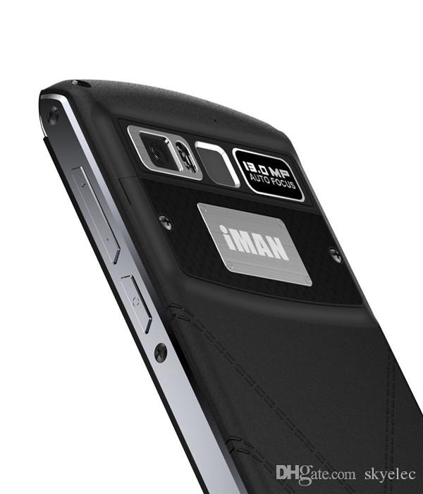 Iman Victor Rugged Ip67 Smartphone 32gb Outdoor Protection Mobile Dustproof Waterproof Prevent Cast Aluminium Radium Vulture Screen Printing