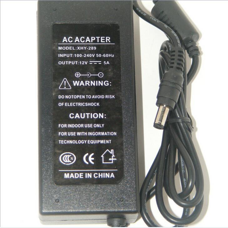 Adaptador de LED comutação de alimentação 110-240 V AC DC 12 V 2A 3A 4A 5A 6A 7A 8A 10A 12.5A levou luz de Tira 5050 3528 transformador adaptador de iluminação