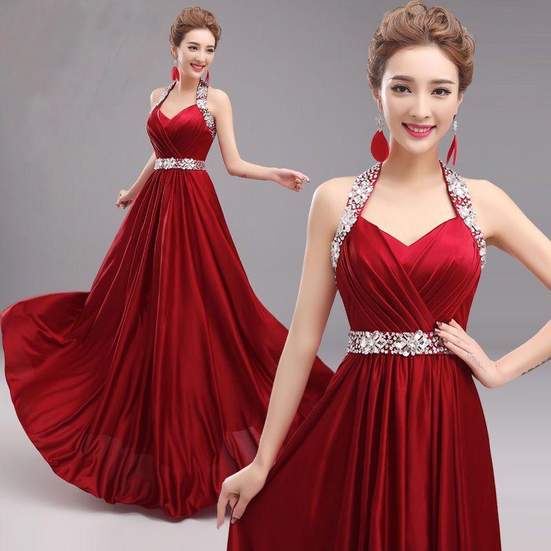 Long Prom Dresses Royal Blue Champagne Purple Pink Gold